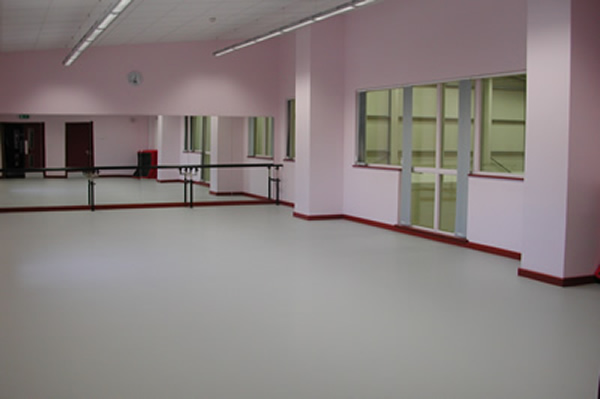 Kendrick School Dance Studio