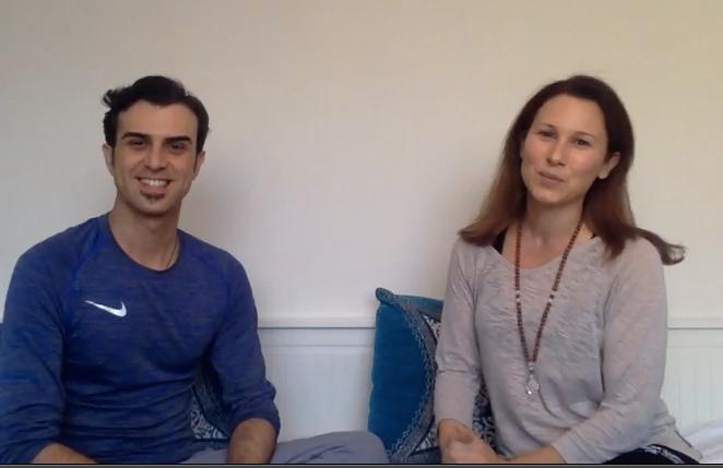 Helen Santa Maria interviews Ozgen