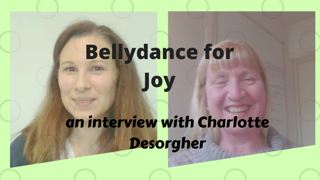Bellydance for Joy