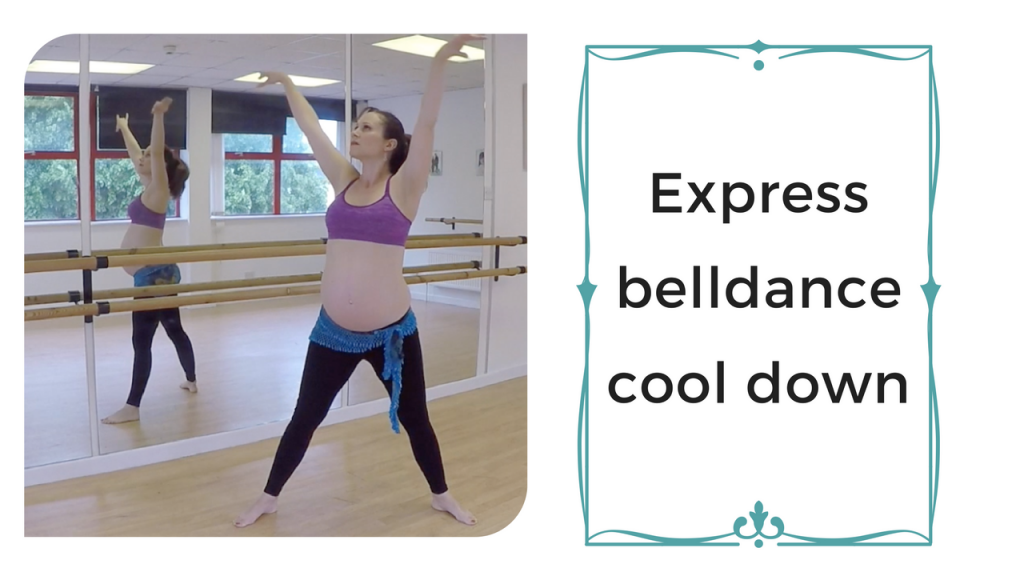 Express belldance cool down
