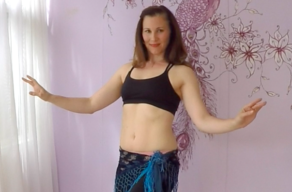 Helen Santa Maria Belly Dance